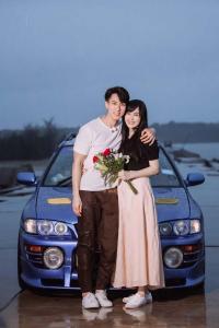 吴尊竟在出道前就和妻子林丽吟在一起 《婚前二十一天》相守不易多多祝福